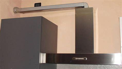 tubo cappa cucina scarico fumi cappa cucina a parete idee per la casa