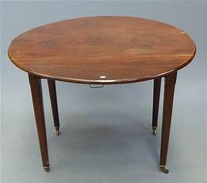 table de salle a manger de forme ronde en acajou et bois nat With salle À manger contemporaineavec table de salle a manger ronde en bois