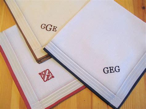 image gallery monogrammed handkerchiefs image gallery monogrammed handkerchiefs