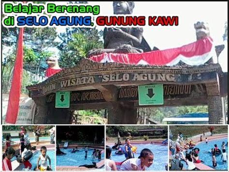 Pemandian Selo Agung Gunung Kawi Malang Youtube