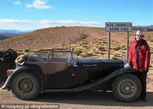 Old Car Road Trip