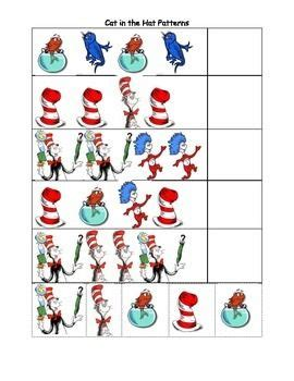 308 best dr suess images on dr seuss 871 | 76be0765561d0c4578bab5dfa8b91f94 cat in the hat worksheets dr seuss worksheets