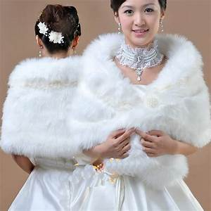 25 moderate price gorgeous wedding accessories for your With fur wrap for wedding dress
