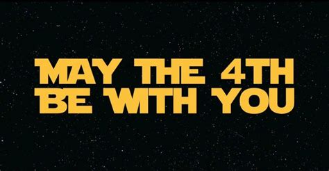 Happy Star Wars Day! - BillMoyers.com