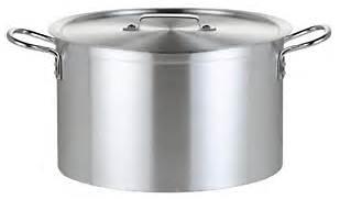 aluminium boiling pot ...