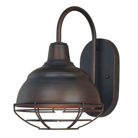 Indoor Sconces - millennium lighting 5321 rbz rubbed bronze neo industrial