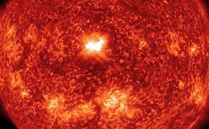 'Extreme' Solar Storm Hurling Towards Earth