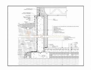 Étanchéité Mur Enterré Par L Intérieur : isolation fondations drainage meilleures pratiques pour ~ Farleysfitness.com Idées de Décoration