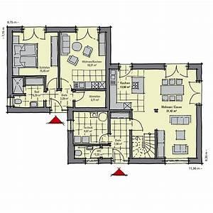 Gussek Haus Preise : einfamilienhaus mit kleiner einliegerwohnung grundriss ~ Lizthompson.info Haus und Dekorationen
