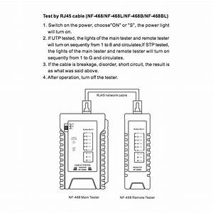 Amazing Network Cable Tester Circuit Diagram Rj45 Cable Tester Detailed Wiring 101 Ferenstreekradiomeanderfmnl