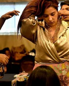 How models get ready for the Lakme Fashion Week