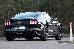 2018 Ford Mustang Fastback GT review - price, specs and release date | What Car?