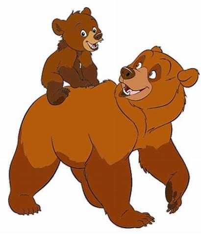 Disney Ours Clipart Kenai Koda Bear Brother