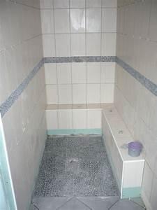 Brico Depot Carrelage : idee pose carrelage salle de bain ~ Melissatoandfro.com Idées de Décoration