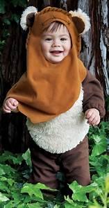 Kostüm Kleinkind Selber Machen : star wars ewok infant toddler costume costumes kinder kost m halloween und kost m ~ Frokenaadalensverden.com Haus und Dekorationen
