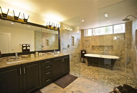 spa bathroom designs decorating ideas design trends