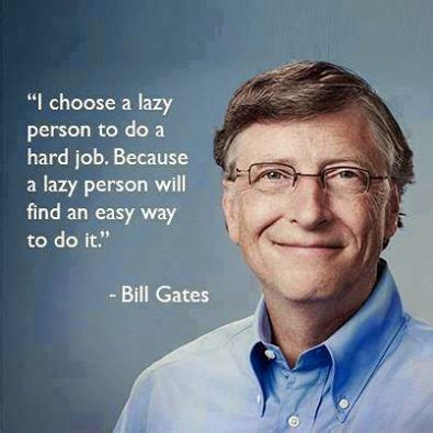 Inspiring Thoughts: Bill Gates Thoughts