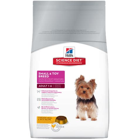 hillsmd science dietmd adult small toy breed dog food