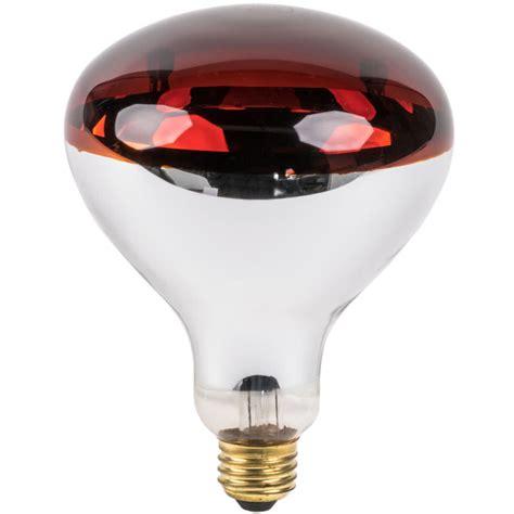 heat l light bulb lavex janitorial 250 watt red infrared light bulb heat l
