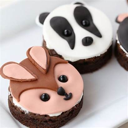 Cute Cupcakes Diy Critters Brownies Cakes Baking