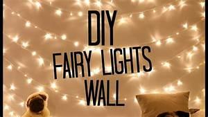 Diy, Fairy, Light, Wall