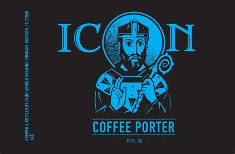 Saint Arnold Ships Icon Blue Coffee Porter (Update) – Tenemu