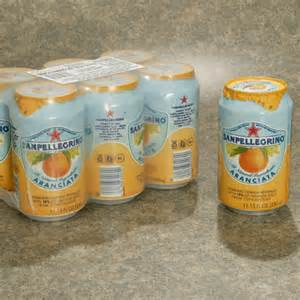 Flavored Sparkling Water Brands in Can Soda