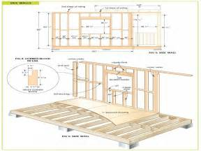 cabin blueprints free wood cabin plans free diy shed plans free cottage bunkie plans mexzhouse