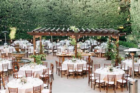 15 Beautiful Garden Wedding Venues to Spark DIY Ideas