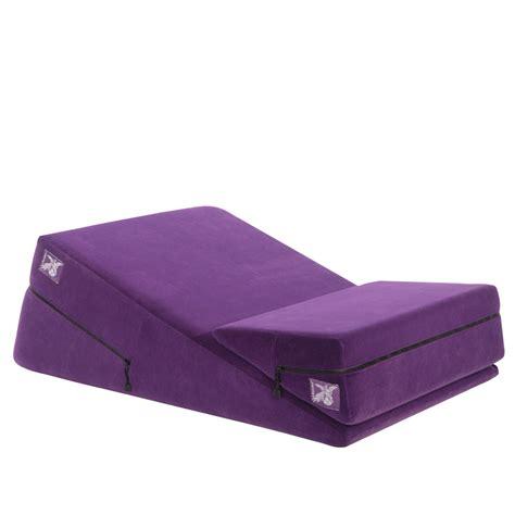 the wedge pillow black november 2011