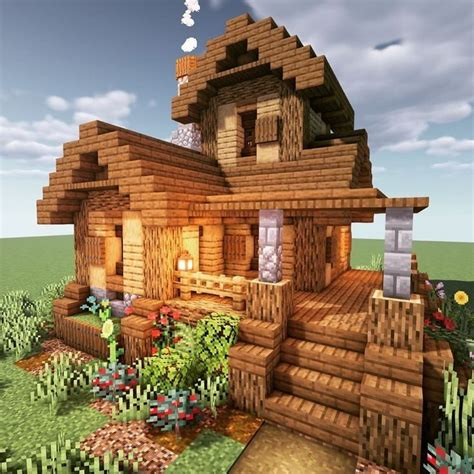 pin  cyan seibel  posted    images cool minecraft houses minecraft houses