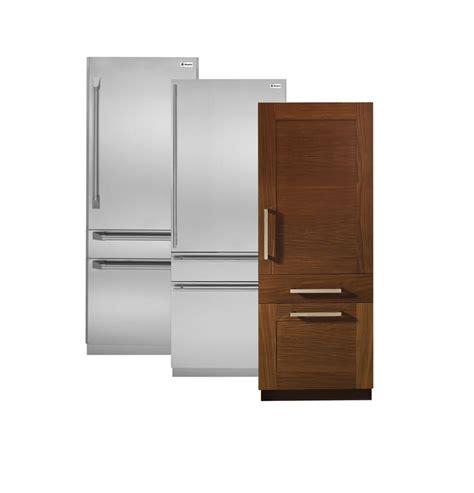 zicgnzii monogram  fully integrated customizable refrigerator  convertible drawer