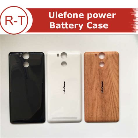 ulefone power battery plastic battery cover back up