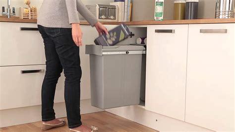 poubelle cuisine sous evier poubelle galerie et poubelle sous evier ikea images