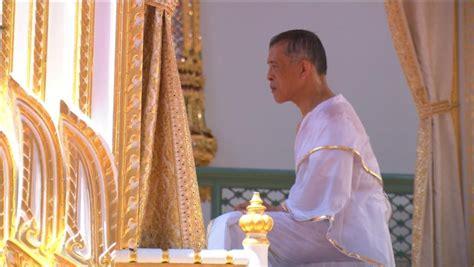 Thailand: King Maha Vajiralongkorn officially crowned ...