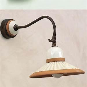 Wandlampen Im Landhausstil : klassische wandlampe im italienischen landhausstil g nstig kaufen bei lampen suntinger shop ~ Sanjose-hotels-ca.com Haus und Dekorationen