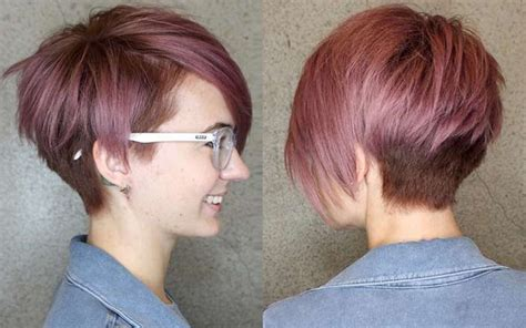 short hairstyle trends fashion  women