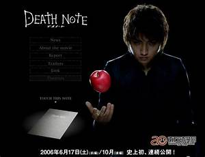 Death Note Live Action Near