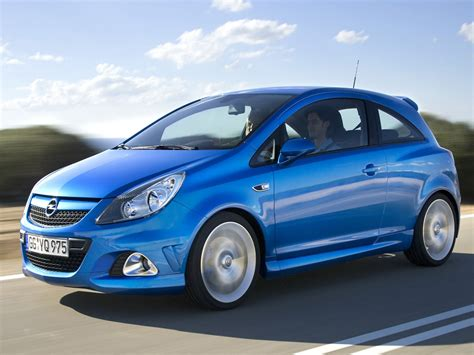 Car Pictures: Opel Corsa OPC 2008