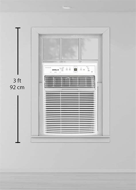 vertical sliding window ac units  buyers guide
