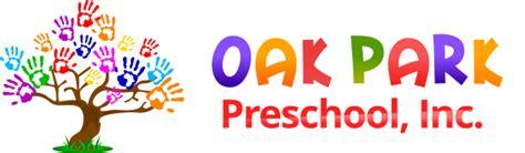 oak park preschool inc early childhood education in 504 | logo