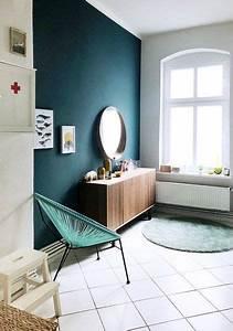 Petrol Wandfarbe Schlafzimmer : stauraum im schlafzimmer der kleiderschrank in 2019 bathroom secrets ~ Buech-reservation.com Haus und Dekorationen