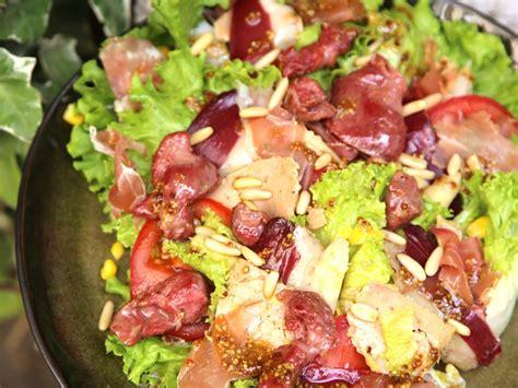 le marmiton recette cuisine salade landaise la vraie recette de salade landaise