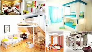 15 Ingeniously Smart and Functionable Bedroom Space Saving ...