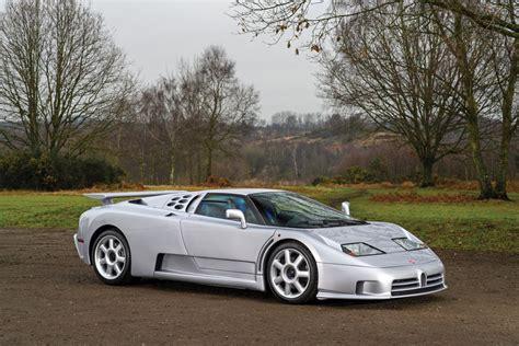 Bugatti Eb110 Super Sport 1993