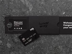Credit Card  U0026 Package By Steffen N U00f8rgaard Andersen For Lunar On Dribbble