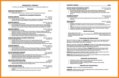 Student Cv by 8 Cv Sle For College Students Theorynpractice