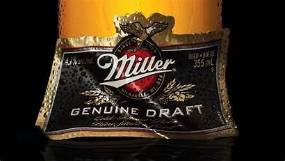 Miller Beer Draft Genuine Wallpapers Mgd Background