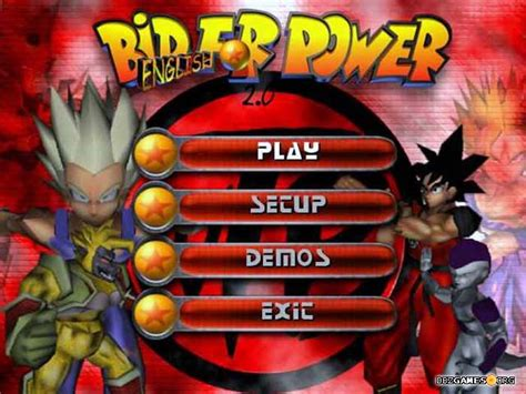 Bid For Bid For Power Dbzgames Org