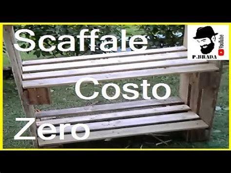 come fare uno scaffale in legno creare uno scaffale fai da te riciclando pallett by paolo